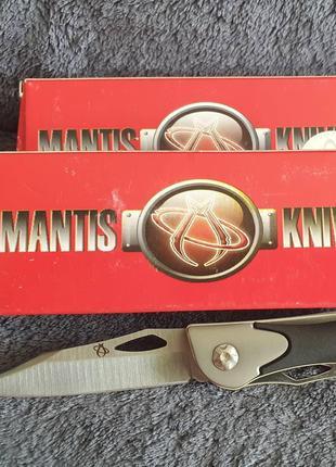 Нож складной Mantis