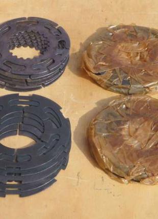 Комплект дисков фрикционных для муфт этм-094
