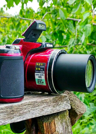 Nikon L810+Чехол
