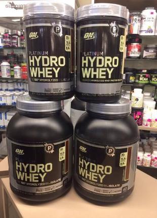Platinum Hydrowhey Optimum 0.8 1.6 kg protein протеин hydro whey