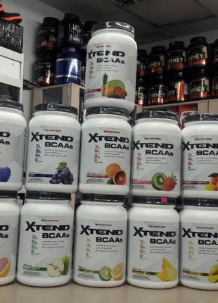 Scivation bcaa Xtend 300g 1.2kg лучше xplode olimp bsn amino x...