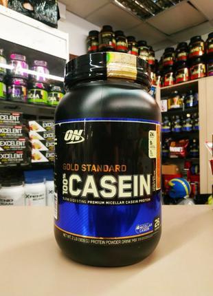 Optimum Gold Standard Casein 0.9 1.8 казеин protein протеин na...