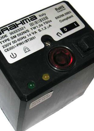 Блок управления горением Brahma SM 592N/S  CODE 36223331