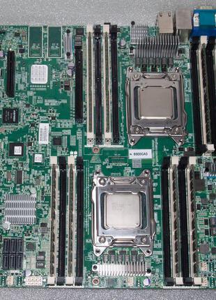 Комплект Dual LGA 2011 16 ядер Xeon E5 Inventec B800 64Gb DDR3