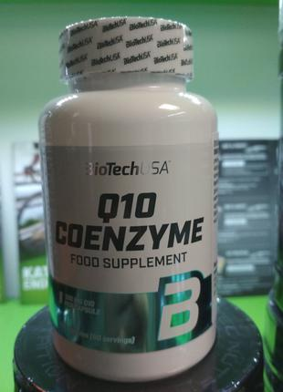 BioTechUSA Q10 Coenzyme, 60 капсул