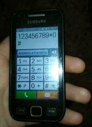 Телефон Samsung GT-S5250