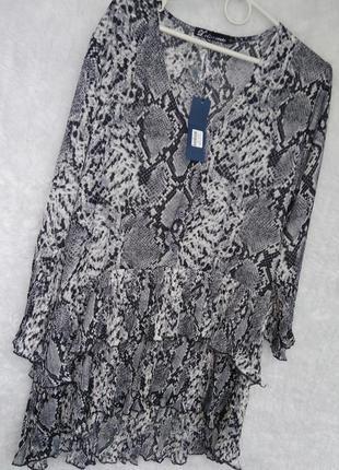 Платье туника over size