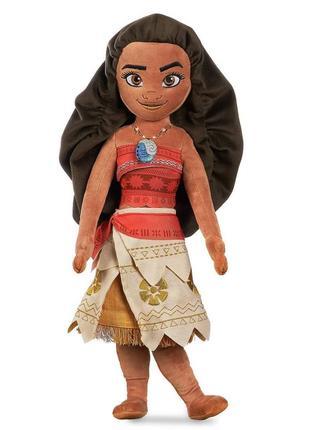 Мягкая плюшевая игрушка кукла Моана, 51 см, от Дисней, Disney