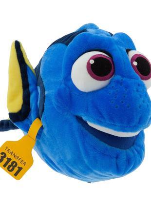 Мягкая игрушка рыбка Дори, 43 см, из м/ф В поисках Дори от Дисней