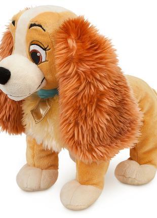 Плюшевая игрушка собачка Леди от Дисней, Disney