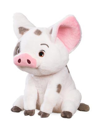 Мягкая игрушка поросенок Пуа Моана, 33 см, Disney