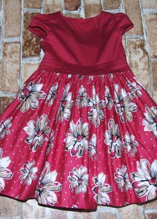 Платье девочке нарядное пышное 2 - 3 лет