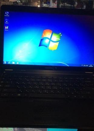 Ноутбук HP Presario CQ62 (4 ядра, 4 гига).