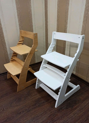Детский стул. Растущий стульчик.