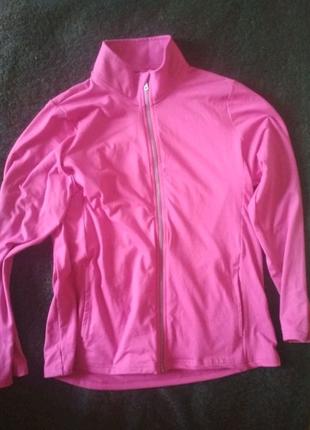 Женская спортивная кофта crivit размер L
