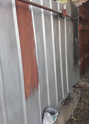 Алюминиевая пудра Серебрянка Краска