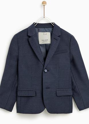Жакет пиджак zara boys на 3-4 года
