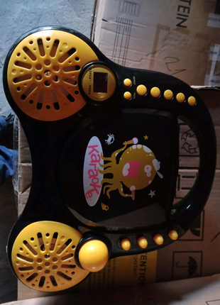 Караоке-система Auna Rockpocket для детей Торг