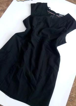 Платье миди 56 размер офисное футляр бюстье весеннее нарядное ...
