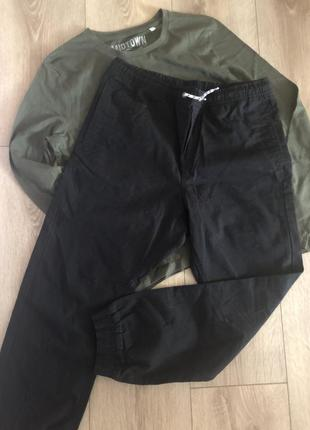 Стильные брюки h&m
