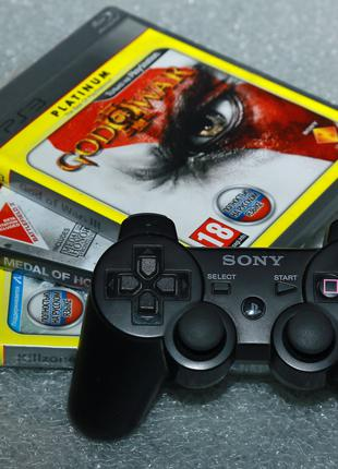 Приставка PS 3, Sony PlayStation slim 3