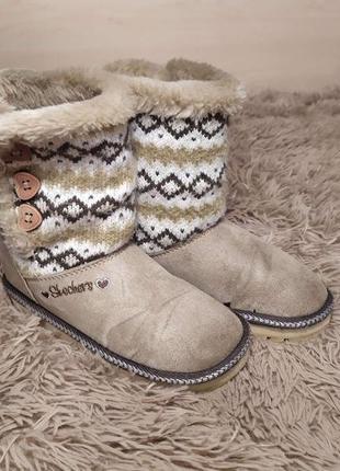 Зимние детские сапоги ботинки валенки угги