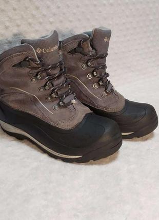Сапоги ботинки бутсы columbia