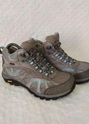 Треккинговые ботинки extreme 38.5р/25.5см