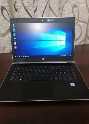 Ноутбук HP ProBook G440 G5/i3-8130U/8Gb DDR4/SSD 256Gb/батарея 10
