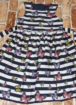 Платье нарядное 5-6 лет young dimension