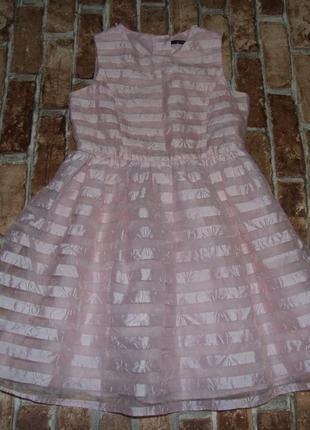 Платья нарядные 8-9 лет пышное