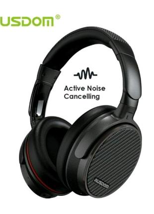 Беспроводные наушники Bluetooth AUSDOM ANC7S с актив. шумоподавле