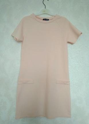 Платье цвета пудры бренда select, р.12