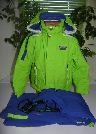 Костюм куртка+комбинезон зима