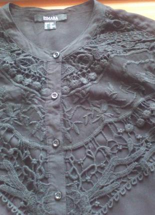 Новая блуза  рубашка фирмы esmara,р.16