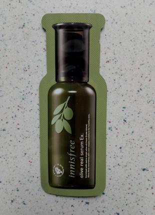 Глубокоувлажняющая и питательная сыворотка с маслом оливы от i...