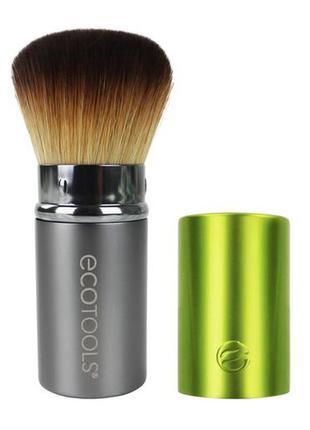 Ecotools retractable face brush. оригинал. в наличии