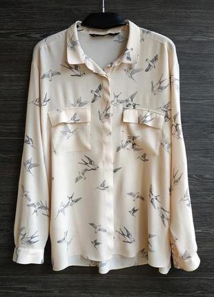 Рубашка zara.
