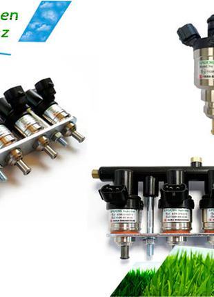 ГБО: установка газового оборудования