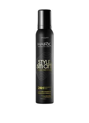 Мусс для укладки волос hairx stylesmart