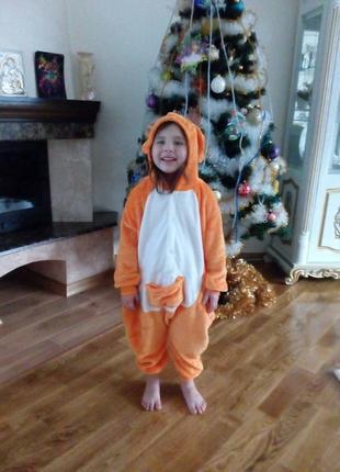 Детские пижамки (кигуруми)