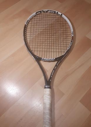 Продаю детскую б/у ракетку для большого тенниса