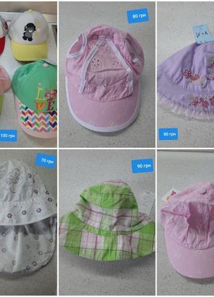 Панамка/ кепка / шляпка детская