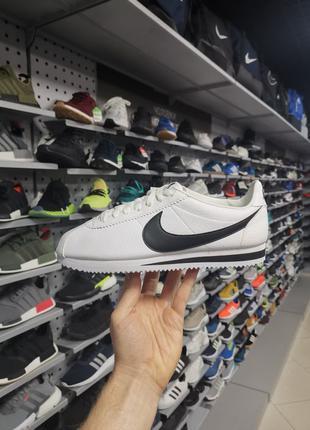 Оригинальные кроссовки Nike Cortez Leather 749571-100