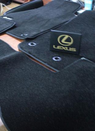 Коврики LEXUS LX-570 Новые ковры! Оригинальный комплект JAPAN