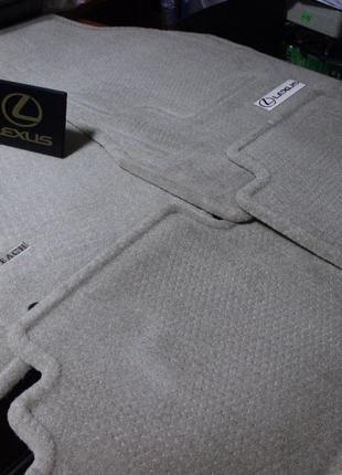 Коврики LEXUS RX Новые ковры! Оригинальный комплект JAPAN