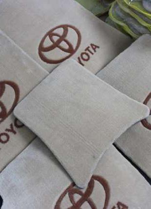 Новые! Оригинальные Коврики TOYOTA CAMRY комплект ковров фирме...
