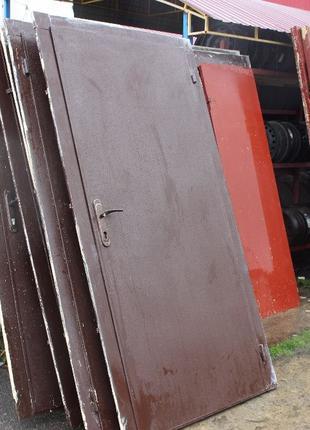 Двери входные металлические стальные 205х96\88 Выбор дверей 25...