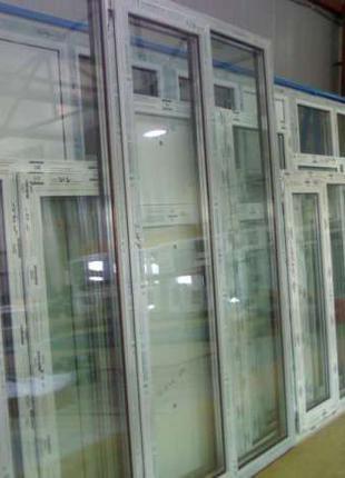 Металлопластиковые окна и двери новые и б\у ROTO дешево , дост...