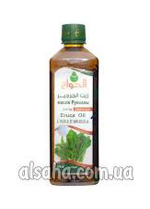 Купить масло Рукколы (Гаргира) от EL HAWAG 500 мл